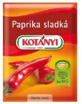 Koření Paprika sladká Kotányi