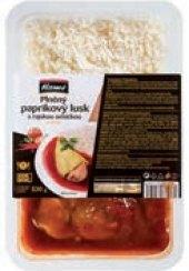 Paprikový lusk s rýží Hamé