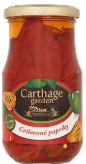 Grilovaná paprika Carthage
