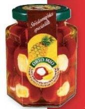 Papričky plněné sýrem a ananasem Orto Mio