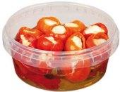 Papriky plněné sýrem Feinkost Dittmann