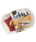 Papriky plněné sýrem Perla