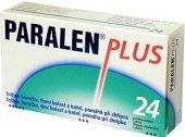 Tablety proti chřipce Plus Paralen