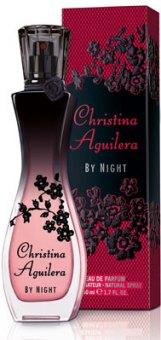 Parfémovaná voda dámská By Night Christina Aguilera