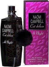 Parfémovaná voda dámská At night Cat Deluxe Naomi Campbell
