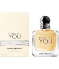 Parfémovaná  voda dámská Because It's You Emporio Armani