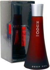 Parfémovaná voda dámská Deep Red Hugo Boss