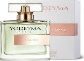 Parfémovaná voda dámská Gianna Yodeyma