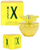 Parfémovaná voda dámská Miss X