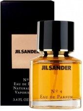 Parfémovaná voda dámská No.4 Jil Sander