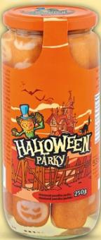 Párky Halloween