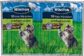 Párky pro kočky Winston