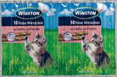 Párečky jemné pro kočky Winston