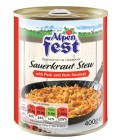 Párky s bramborami Alpen Fest