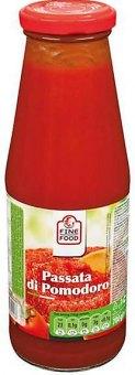 Pasírovaná rajčata Fine Food