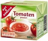Rajčata pasírovaná Gut&Günstig Edeka