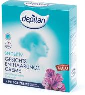 Pásky depilační na obličej Depilan