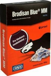 Pasta k hubení hlodavců Brodisan Blue PE