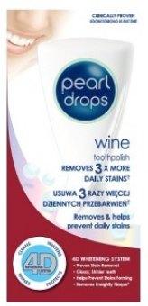 Pasta na zuby bělicí 4D Pearl Drops