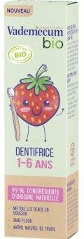Pasta na zuby dětská bio Vademecum