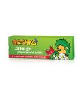 Pasta na zuby dětská gelová Bochko