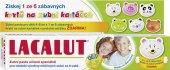 Pasta na zuby dětská Lacalut