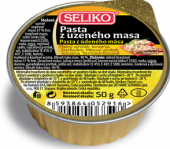 Paštika pasta z uzeného masa Seliko