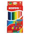 Pastelky Jumbo Kores