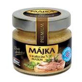 Paštika Májka s kuřecím masem Premium Vynikající kvalita Hamé