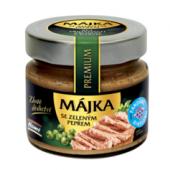 Paštika Májka se zeleným pepřem Premium Vynikající kvalita Hamé