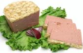 Paštika mandlová Zeman - maso uzeniny