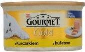 Paštika pro kočky Gold Gourmet Purina