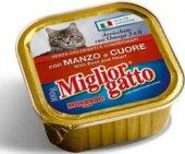 Paštika pro kočky  Migliorgatto