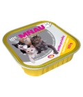 Paštika pro kočky Mňau HTC Servis