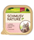 Paštika pro kočky Schmusy Nature Schmusy