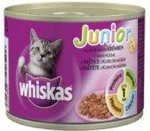Paštika pro koťata Whiskas