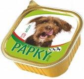 Paštika pro psy Papky