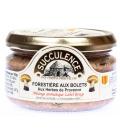 Paštika s houbami Terina Les Comtes de Provence