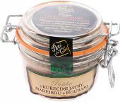 Paštika s kuřecími játry, madeirou a houbami Pâté du Chef