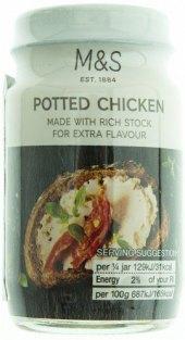 Paštika z kuřecího masa Marks & Spencer