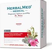 Pastilky proti bolesti v krku Medical HerbalMed Dr. Weiss