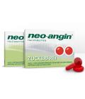 Pastilky proti bolesti v krku Neo Angin