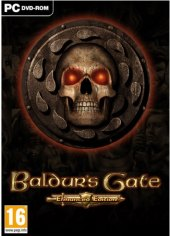 PC hra Baldurs Gate-Enhanced Edition