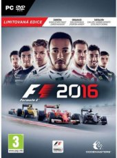 PC hra F1 2016