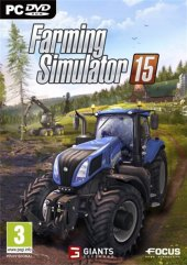 PC hra Farming Simulator 15