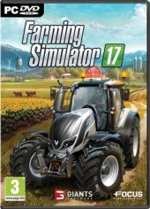 PC hra Farming Simulator 17