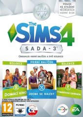 PC hra The Sims 4 - sada 3