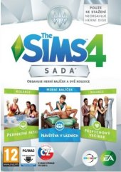 PC hra The Sims 4 - sada