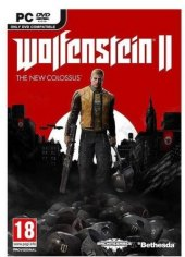PC hra Wolfenstein II: The New Colossus