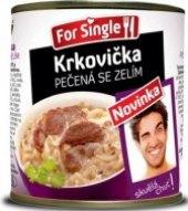 Krkovice pečená s kysaným zelím For Single Hamé